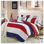 米方钻石绒四件套 床上用品 柔软舒适 保暖耐磨 冬季保暖优品