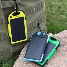 太阳能充电宝20000毫安超薄聚合物移动电源手机通用型【全国包邮】【新款】