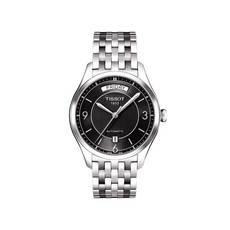 天梭(Tissot) 唯意系列男装手表 机械男表T038.430.11.057.00