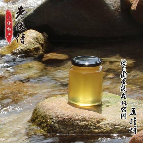 上犹县馆五指峰蜂蜜