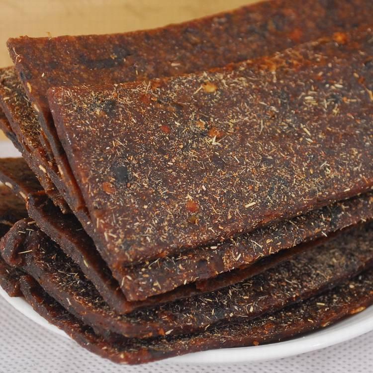 安远特产农家手工酸枣粑粑南酸枣糕 酸枣片/条 酸甜辣零食250克
