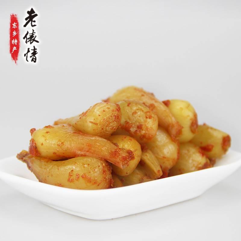 邮乐购 抚州特产东乡藠头 香辣可口 250g