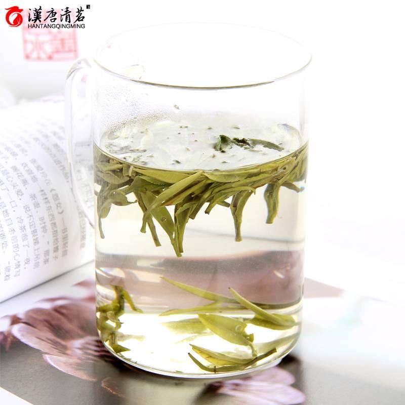 汉唐清茗黄茶 霍山黄芽 茶叶正宗原产地高山茶叶单听装  2016新茶