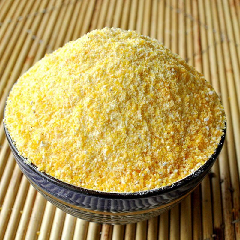 农家自产 粗苞米面  健康食品 500g/包
